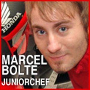 Motorrad Bolte: Zum Rot kommt Orange