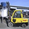 Hyster-Maschinen im Duisburger Hafen: Miete und Service im Doppelpack
