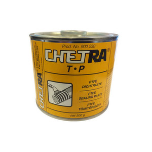 Die PTFE-Dichtpaste tropft und verläuft nicht während der Verarbeitung.