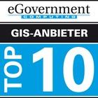Die Top 10 GIS-Anbieter 03/2015 - 02/2016