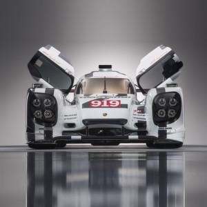 Weltpremiere des Porsche 919 Hybrid