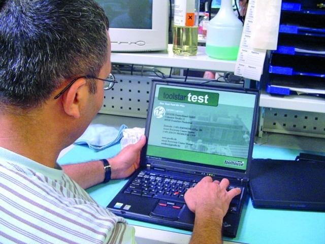 Die Anwendung Toolstar Test OS von Toolhouse vereinfacht und beschleunigt die Diagnose bei PCs und Notebooks.