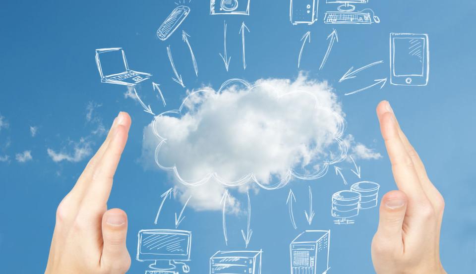 Der Desktop ist ein (Private) Cloud-Angebot.