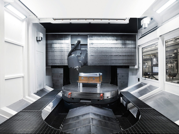 German carmaker expands tool room with new machines