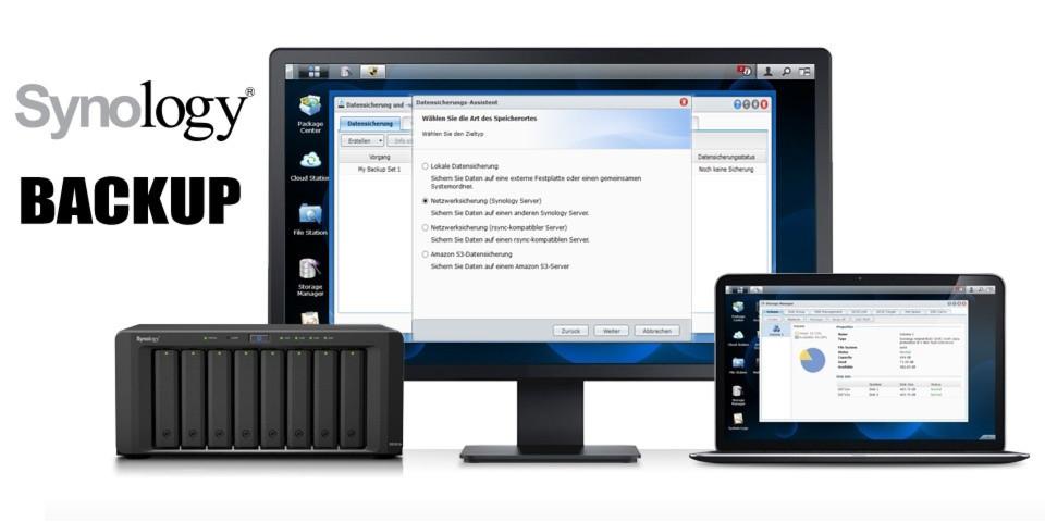 Ein NAS ist eine praktische Sache um Backups von vernetzten PCs zu erstellen oder sensible Daten zentral zu speichern. Viele Anwender übersehen aber, dass auch ein NAS anfällig für Defekte ist und man es ins Backup-Konzept einbeziehen muss.