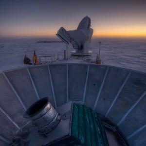 Wie die Gravitationswellen aus den ersten Momenten des Universums gemessen wurden