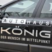Das Autohaus König hat sich in Berlin und Umgebung einen Namen gemacht.