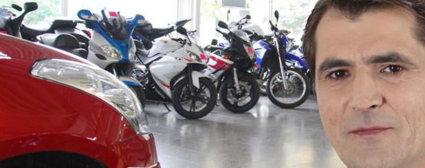 ... Franz ist künftig für das Suzuki-Aftersales-Geschäft für Autos und Motorräder zuständig. (Foto: Suzuki/Stephan Maderner; Collage: Elisabeth Haselmann) - 24