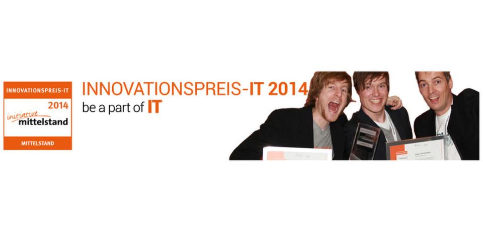 Knapp über 5.000 IT-Unternehmen bewarben sich mit ihren innovativen und mittelstandsgeeigneten Produkten sowie Lösungen für den Innovationspreis-IT 2014 der Initiative Mittelstand.