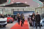 Mercedes hat die C-Klasse und den GLA in den Wettbewerb um Kunden geschickt. Mit im Boot sind die Handelspartner. Die Bald AG aus Siegen feierte die Markteinführung in fünf ihrer Betriebe.