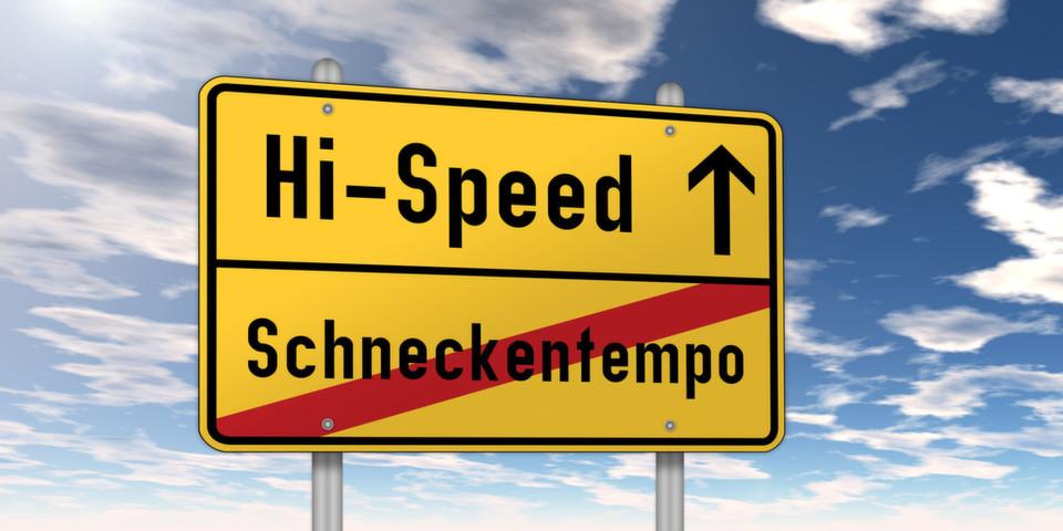 Die gesetzlich geforderte Grundversorgung gibt es inzwischen fast überall in Deutschland.