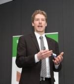 Alexander Hille vom Fraunhofer IML setzt auf RFID-Anwendungen, die Sinn machen.