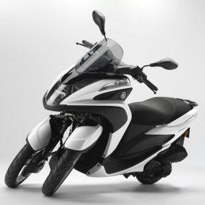 """Tricity: Yamaha steigt in die """"leichte"""" Dreiradmobilität ein"""
