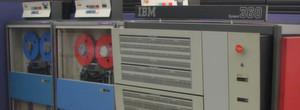 Der IBM-Mainframe System 360: Innerhalb der ersten acht Wochen auf dem Markt wurden mehr als 2000 Systeme verkauft.