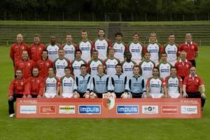 Das Zweitliga-Team des FC Augsburg will zusammen mit Home of Hardware den Aufstieg schaffen.