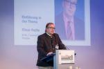 Elmar Fuchs, Geschäftsführer des BVSK und von Autorechtaktuell.de führte durch das Programm des ersten Veranstaltungstags.