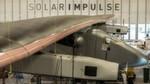 Zweiter SolarImpulse-Prototyp HB-SIB im Netz der DLR-Sensoren zur Schwingungsanalyse