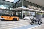 Die drei Marken der BMW Group sind startklar für den großen Auftritt.