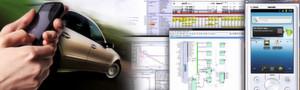 Sicherheitskritische Systeme im Automobil: mithilfe von virtuellen Prototypen lässt sich sicherstellen, dass sie keine Fehler enthalten