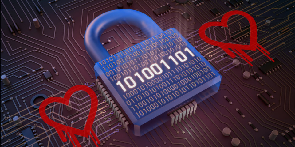 Ein Angriff auf die Heartbleed-Sicherheitslücke lässt sich aktuell nicht blocken, außer es werden alle Heartbeat-Verbindungen abgelehnt. Admins können allerdings ihre IDS/IPS-Systeme auf das OpenSSL Heartbeat Request trainieren. Wenn sich die Größe von Anfrage und Antwort deutlich unterscheiden, könnte ein Angriff vorliegen.