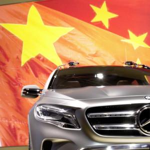 Chinas Automarkt wächst weiter kräftig