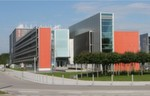 Das Leibniz-Rechenzentrum in Garching, Standort des SuperMUC