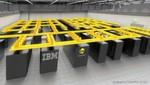 Der Supecomputer SuperMUC am Leibniz-Rechenzentrum in Garching