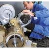 Innovativer Permanentmagnet-Motor – weniger Strom für sauberes Wasser