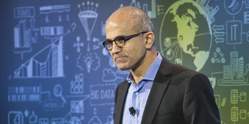 Mit SQL-Server 2014 und In-Memory-Techniken will Microsoft die Visionen des CEO Satya Nadella umsetzen und Kunden zu geschäftlichen Mehrwerten verhelfen.