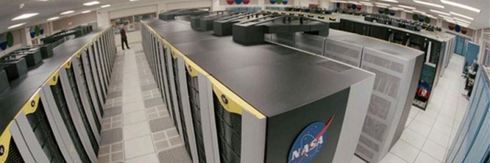 (Supercomputing-Cluster von 2014)