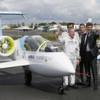 Elektro- und Hybridantriebe für Flugzeuge von morgen