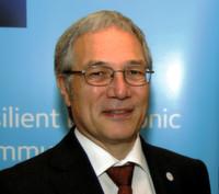 Prof. Udo Helmbrecht ist geschäftsführender Direktor der europäischen Behörde ENISA