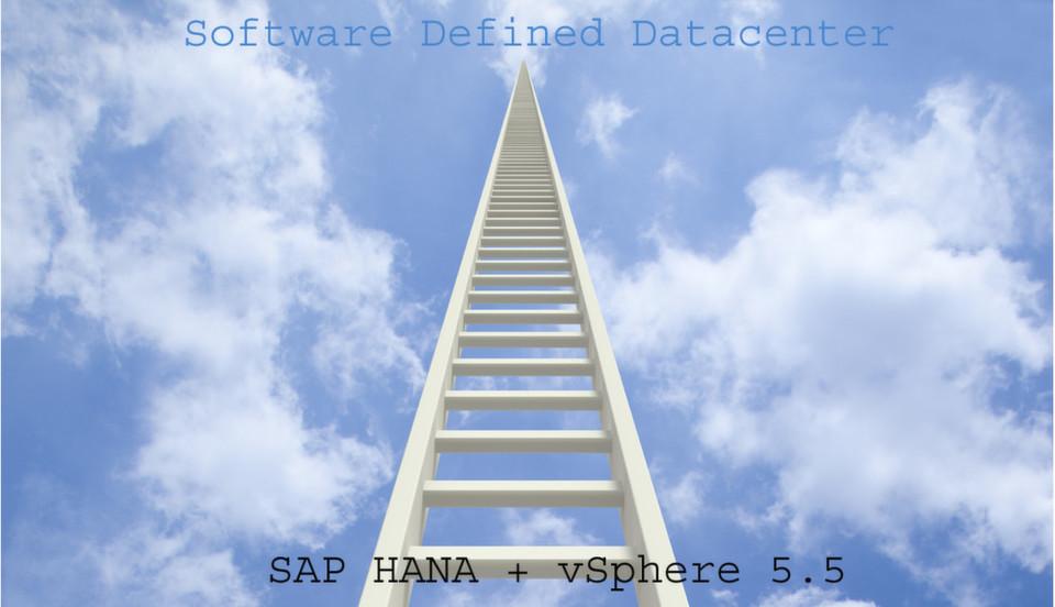 Das In-Memory-Angebot von SAP HANA und die Visrtualisierungs-Suite von VMware sollen die Basis für ein Software Defined Datacenter sein.
