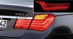 Künftig mit OLED: BMW arbeitet an der OLED für die Rückbeleuchtung am Fahrzeug. Allerdings gilt es noch einige Hürden zu nehmen.