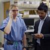 Wenn der Arzt bei der Operation Google Glass trägt