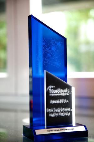 Begehrte Trophäe: EuroCloud Deutschland Award