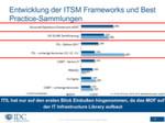 Auf ITIL (IT Infrastructure Library) basierende ITSM-Tools gehören nach wie vor zu den am meisten eingesetzten Praktiken beim IT Service Management.