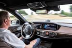 Rekordfahrt: Dieser Mercedes S500 legte rund 100 km auf den Spuren von Bertha Benz absolut autonom zurück
