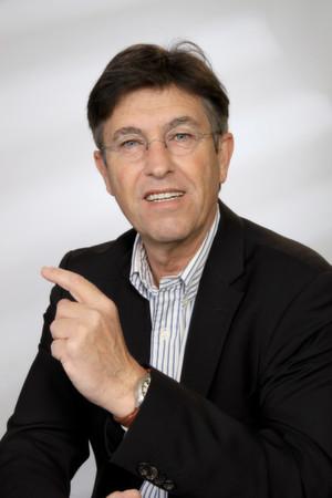 """Günter Mauß, Vice President bei Intergraph Deutschland: """"Wir positionieren uns sehr offen im Markt."""""""