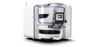 Bild 1: Werkzeugmaschine Laser Line der EWAG AG.