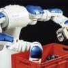 Forscher zeigen Feuerwerk an Roboter-Neuheiten