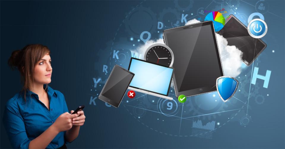 Datenlecks in Mobilgeräten, aber auch in Filesharing-Plattformen können sich Firmen heute nicht mehr leisten. Um der Gerätevielfalt Herr zu werden bietet sich Mobile Device Management aus der Cloud an.