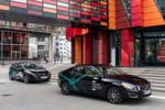 """Beim Forschungsprojekt """"Drive Me"""" untersucht Volvo gemeinsam mit der Stadt Göteborg sowie dem schwedischen Verkehrsministerium die Vorteile und Risiken des autonomen Fahrens unter alltäglichen Fahr- und Lebensbedingungen."""