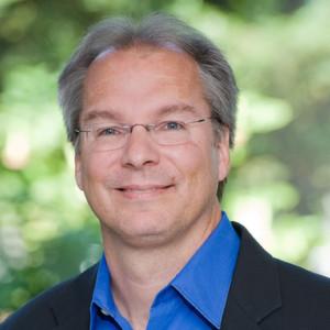 Netapp-Chairman und CEO Tom Georgens