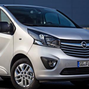 Transporter-Rückrufe bei Opel