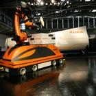 Automatica 2014 – Roboter für die Fabrik und den Service