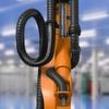 Mit 3D-Energieketten Roboter sicher bewegen