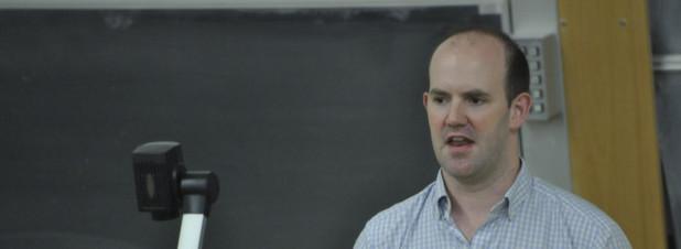 Eben Upton: Gründer der Raspberry Pi Foundation und einer der Initiatoren der Linux-basierenden PC-Platine Raspberry Pi
