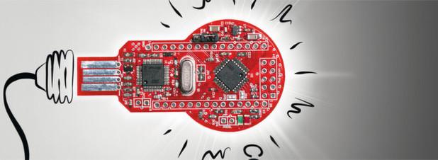FM0+ Ideen-Board: Das Bulb Board Mini bietet alles, was die Entwicklungsarbeit vereinfacht