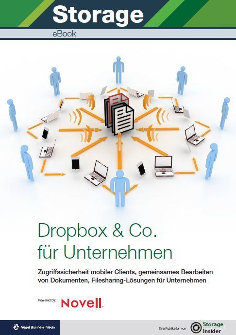Dropbox & Co. für Unternehmen
